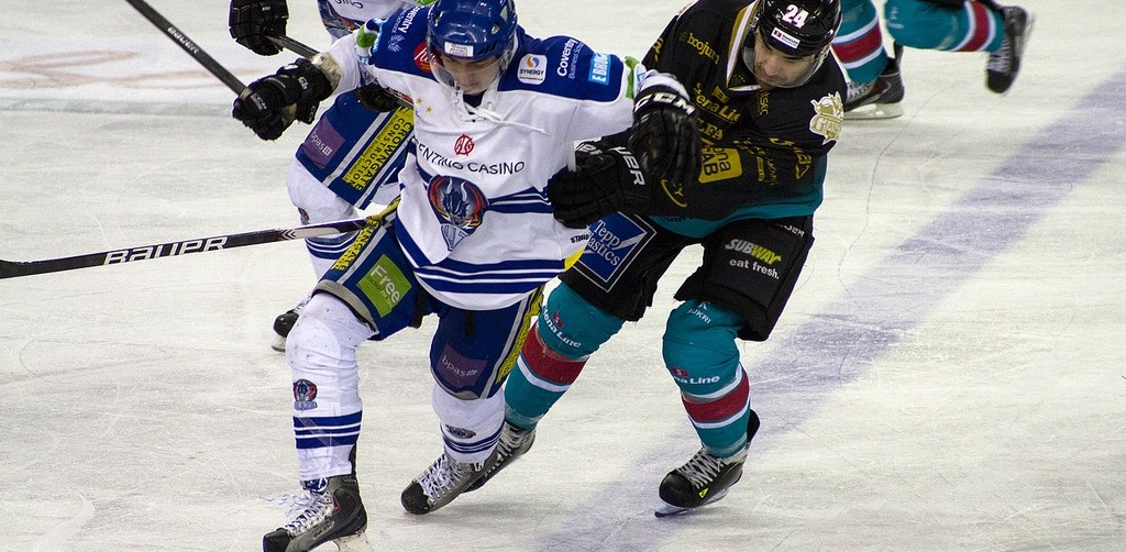Coventry Blaze Faceoff