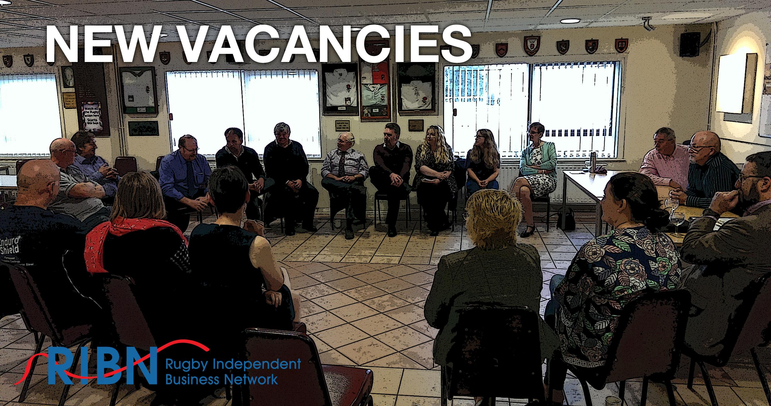 RIBN Vacancies